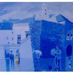 Artista portuguesa Fátima Madruga, revela sua admiração pelos projetos da Trilogia Analítica